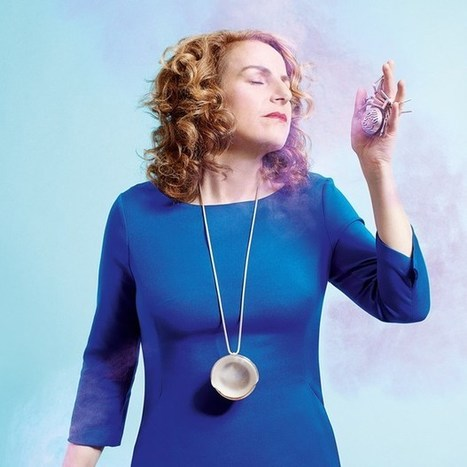 Jenny Tillotson's fragance-releasing capsules make everyday life more real - Wired.co.uk | shubush jewellery adornment | Scoop.it