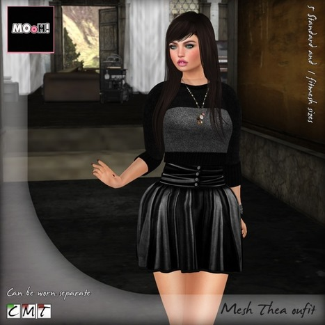 New Fabulously Free in SL Group Gift: MOoH! | finding secondlife freebies | Scoop.it