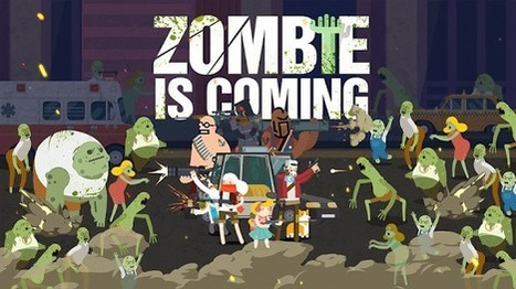 Zombie is coming - Reinforce your team by finding hidden hunters | Free Android Apps and games | Scoop.it