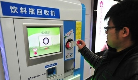 Payer avec du plastique : le recyclage gagne les transports en commun chinois - Villes  - Les clés de demain - Le Monde.fr / IBM | Boîte à idées | Scoop.it