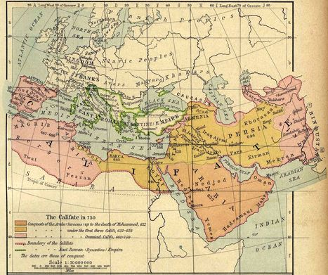The Myth of the Caliphate | Geography Education | Scoop.it