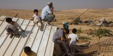 Israel: Demolitions of Bedouin homes in the Negev desert must end immediately | Amnesty International | Occupied Territory of Palestine | Scoop.it