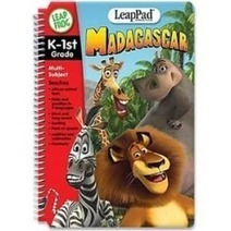 Black Friday 2013 LeapFrog LeapPad Educational Book Madagascar @ Newegg.com | Madagascar Francais | Scoop.it