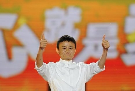 Jack Ma : l'homme qui valait à lui seul 2,5% du PIB de la Chine   Internet in China   Scoop.it
