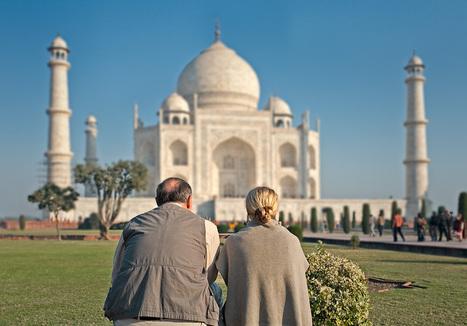 Ushering New Year on a Romantic Note At The Taj Mahal | Taj Mahal Tours | Scoop.it