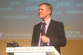 A Scottish Liberal: Willie Rennie must provide evidence of SNP-English Democrats link | YES for an Independent Scotland | Scoop.it