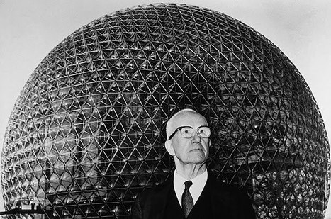 Everything I Know: 42 Hours of Buckminster Fuller's Visionary Lectures Free Online (1975) | Hybrids | Scoop.it