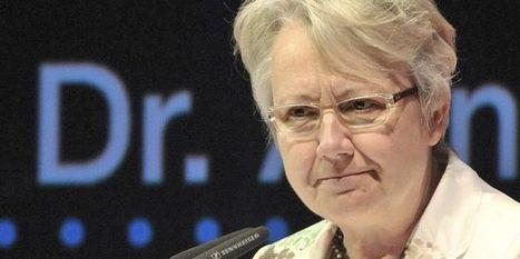 La ministre a bien plagié sa thèse | Hallo France,  Hallo Deutschland     !!!! | Scoop.it