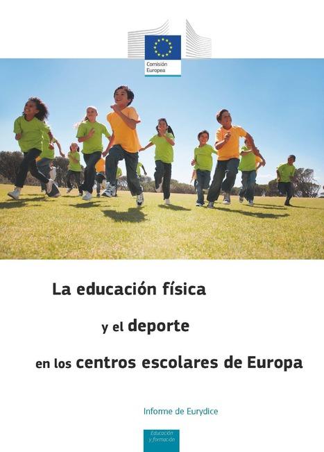 La educación física y el deporte en los centros escolares de Europa | Educación física | Scoop.it