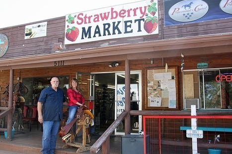 Strawberry store opens | Payson (AZ) Roundup | CALS in the News | Scoop.it