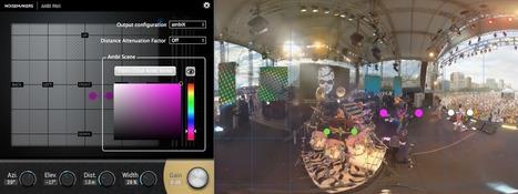 Ambi Pan updated to v1.1   3D Audio: Surround & Binaural   Scoop.it