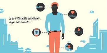 Vêtements connectés : l'innovation dans la peau - Les Échos | Actua web marketing | Scoop.it