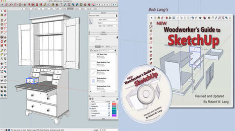 Bob Lang is conducting two days sketchup class | Updates on 3D modeling world | Scoop.it