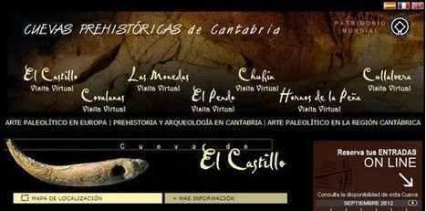 Cuevas Prehistóricas de Cantabria, Arte Rupestre Paleolítico | Recull diari | Scoop.it