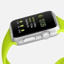 Apple plots smartphone-based medical device application for Apple Watch | Digital Health | Scoop.it