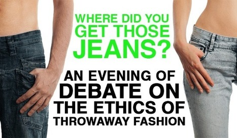 """""""Where did you get those jeans?"""" : Intelligence Squared 