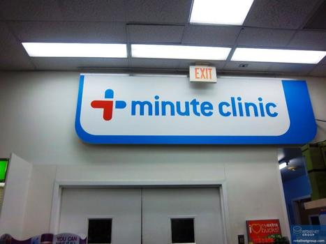 CVS Minute Clinic: The Future is Here | retail trends | Scoop.it