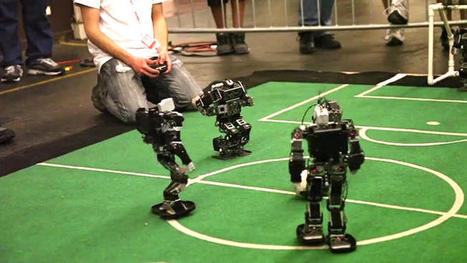 RoboGames bots want your help spreading metal mayhem - CNET | Heron | Scoop.it
