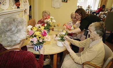 Occupational therapists produce care home activity toolkit - The Guardian | UPCARING project | Scoop.it