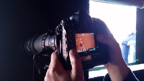 Comment les photographes de l'AFP travaillent-ils sur Roland Garros ? | Actualités Photographie | Scoop.it