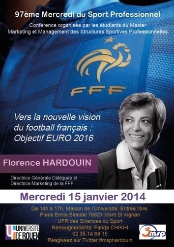LE MERCREDI DU SPORT PROFESSIONNEL DE FLORENCE HARDOUIN  - Le programme  / #3Msp// | Sport | Scoop.it