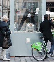 De l'art mis en boîte intrigue Strasbourg | Urbanisme & Commerce | Scoop.it