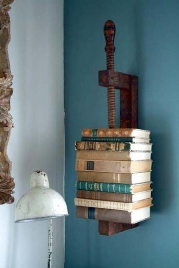 25 Creative Ways To Turn Old Junk Into New Junk | Home & Office Organization | Scoop.it