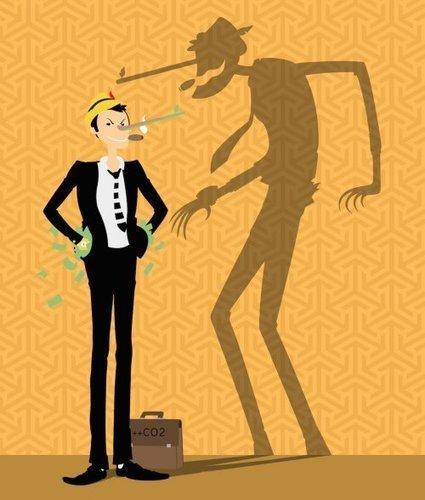 Des « prix Pinocchio » pour dénoncer l'irresponsabilité et l'hypocrisie des multinationales face à la crise climatique | Chronique d'un pays où il ne se passe rien... ou presque ! | Scoop.it