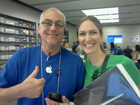 Steve Jobs paved the way - Four traits I already admire in Apple as a new customer | D4Y Brand Builder - Done For You Social Media. | SOCIAL MEDIA, what we think about! | Scoop.it