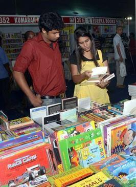 Book fair brings royalty issue to the fore - The Hindu | Be Bright - rights exchange news | Scoop.it