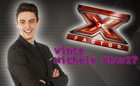 X Factor 7: vince Michele Bravi? - JHP by Jimi Paradise ™ | JIMIPARADISE! | Scoop.it