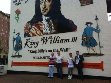 Latest activity from Northern Ireland | The Indigenous Uprising of the British Isles | Scoop.it