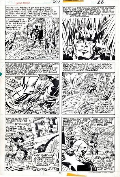"JACK KIRBY - The Art of Nik Poliwko | Facebook | Jack ""King"" Kirby 
