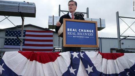 Romney's math still doesn't add up | Black People News | Scoop.it