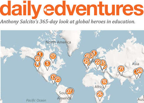 daily edventures | Scouring The Globe For Daily Stories Of Innovative Education | Education over the Internet | Scoop.it