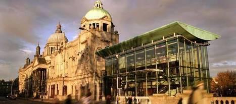 Aberdeen - Stadt mit paradiesischen Blüten- und Pflanzenpräsentationen | Whisky | Scoop.it