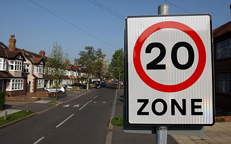 Police ready to get tough on 20mph limits - Telegraph | UK Policing Updates | Scoop.it
