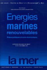 Nouveauté BU Droit Brest | Droit et énergies marines renouvelables | Scoop.it