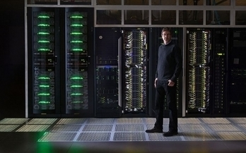 NREL data center optimized for energy efficiency - | Digital Sustainability | Scoop.it
