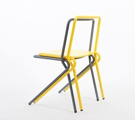 Chaise Donald par Benoit Deneufbourg | Fashion Trendnews | Scoop.it