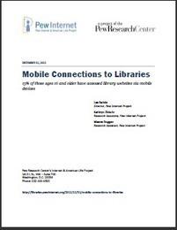 Acceso a Bibliotecas a través de dispositivos móviles | Universo Abierto | Bibliotecas y literatura | Scoop.it