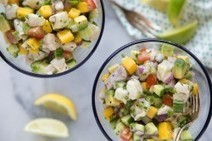 Sea Bass Ceviche - What's Gaby Cooking | Gastronomía | Scoop.it