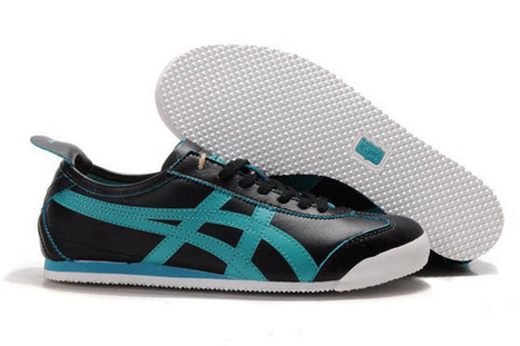 Mens Onitsuka Tiger Mexico 66 Lauta Black Green Shoes | want and share | Scoop.it