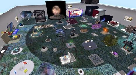 The University of Western Australia (UWA) in Second Life: L$1 Mil+ UWA 3D ART & MACHINIMA GRAND FINALE - 6AMSLT SUNDAY 14TH DEC   Mundos Virtuales, Educacion Conectada y Aprendizaje de Lenguas   Scoop.it