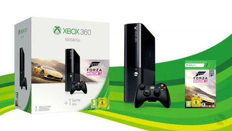 Microsoft cuts Xbox 360 price again in the UK; now £129.99 with Forza Horizon 2 | Xbox - CompuSpace | Scoop.it