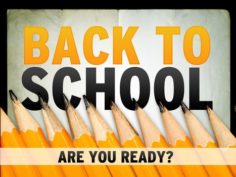 What will you do the first five days of school? | A New Society, a new education! | Scoop.it