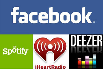 Les 20 applications musicales Facebook les plus populaires | Radio 2.0 (En & Fr) | Scoop.it
