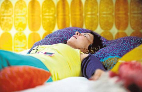 Unettomuudesta voi parantua rentoutuksella | Terveystieto | Scoop.it