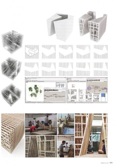 Teahouse | coded:space | Parametric Architecture and Design | Scoop.it