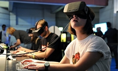 Oculus Rift – 10 reasons why all eyes are back on virtual reality | Virtual Insanity | Scoop.it